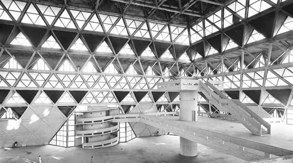 Kuldip Singh's NDMC building. (Source: Madan Mahatta)
