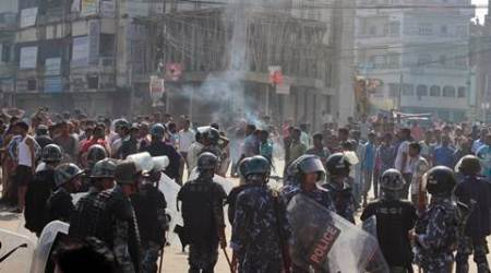Nepal government to critical outsiders: 'Gohome'