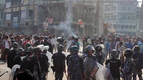 nepal, kathmandu protest, Madhesis protest, Madhesis protest open fire, nepal Madhesis protest, nepal constitution protest, latest news, world news, asia news