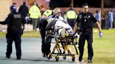 Mass shooting at New Orleans: 16 wounded as gunfight erupts between twogangs