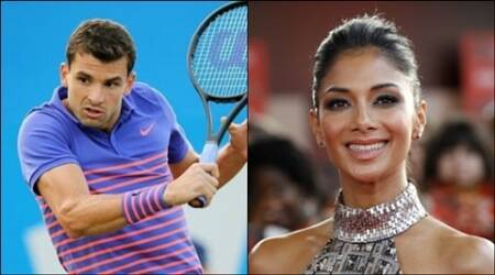 Nicole Scherzinger dating Tennis star Grigor Dimitrov?
