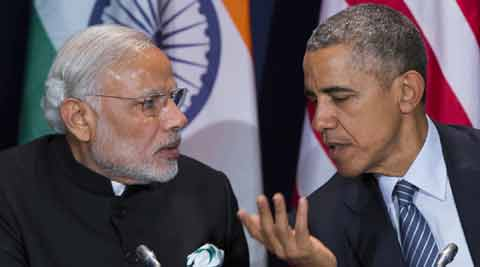 narendra modi, COP21, brack obama, modi meets obama, Modi brack obama, modi in Paris, modi UN summit, Modi COP21, modi in paris, paris modi, UN climate change summit, cop21, paris meet, paris climate meet, paris climate summit, un climate summit, latest news,