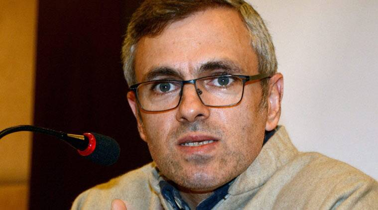 sainik colony case, Omar Abdullah, Mehbooba Mufti, sainik colony, omar dares mehbooba, mehbooba omar, sainik colony controversy, indian express