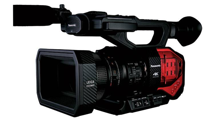 Panasonic DVX200 4K camcorder launched in India | The Indian Express