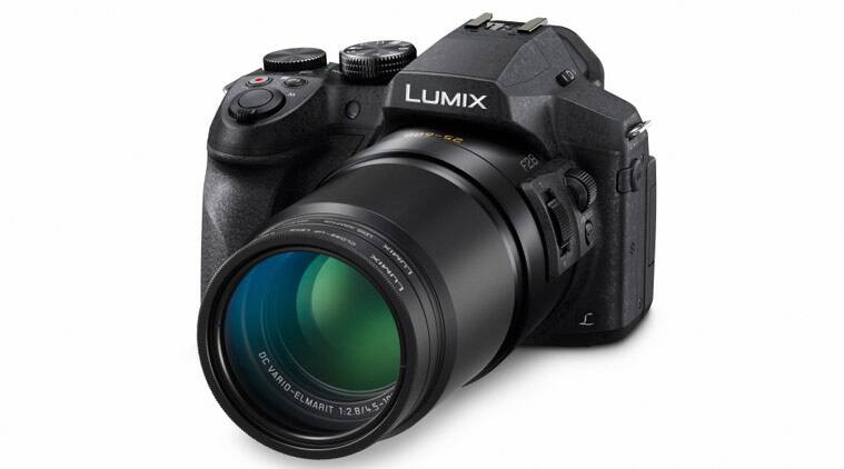 Panasonic DMC-FZ300 features a 12.1-megapixel camera with 24x optical zoom and 4K video recording (Source: Panasonic)