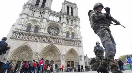describe paris The notre dame cathedral paris or notre dame de paris (meaning 'our lady of paris' in french) is a gothic cathedral located in the fourth arrondissement of paris, france, it has its main entrance to the west.