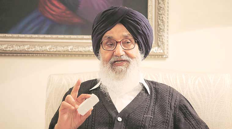 Chief Minister Parkash Singh Badal, parkash, law to manage farm debt, farmers, Punjab Relief of Agriculture Indebtness Bill