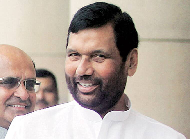 Ram Vilas Paswan Off To Uk For Heart Treatment India News The Indian Express