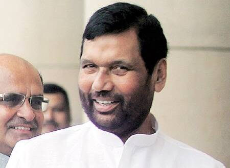 Ram Vilas Paswan off to UK for heart treatment