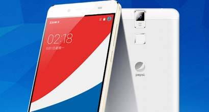 Pepsi P1 smartphone goes on sale in China: Here's what it looks like