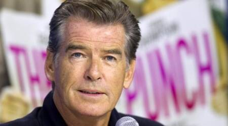 Brosnan says was 'cheated' by pan masala brand