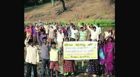 No water, no infrastructure? Villagers say no vote