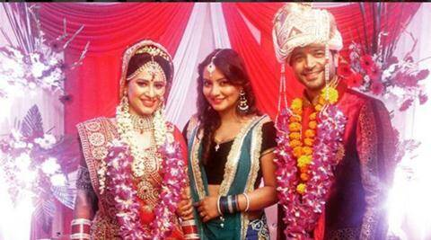 pooja joshi, yeh rishta kya kehlata hai, akshara, pooja joshi wedding, varsha, varsha's marriage, pooja joshi news, pooja joshi marriage pics, entertainment news, television news