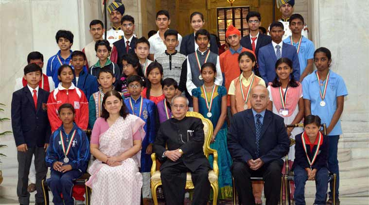 national awards, national child awards, children's day awards, pranab mukherjee, india news
