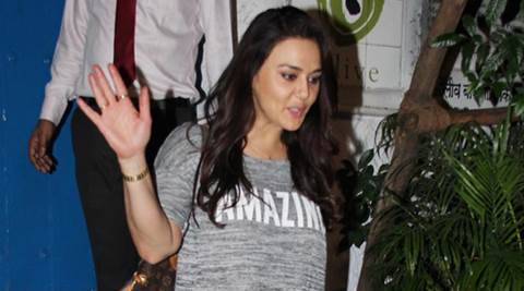 Preity Zinta, Preity Zinta Married, Preity Zinta Marraige, Preity Zinta Wedding, Preity Zinta Engagement, Preity Zinta Marraige Reports, Preity Zinta Getting Married, Preity Zinta Marraige Next Year, Preity Zinta News, Entertainment news