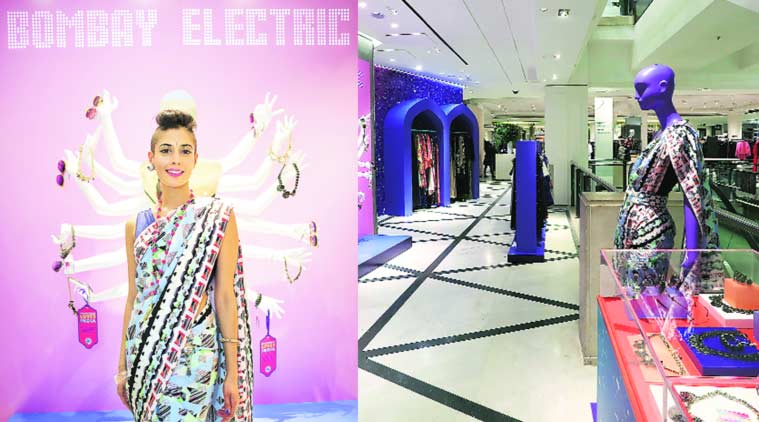 Electric Times :    Priya Kishore, Founder and Creative Director of Bombay Electric