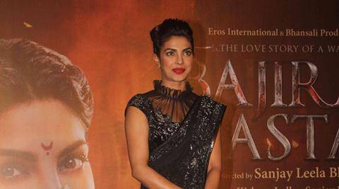 priyanka chopra, priyanka chopra movies, priyanka chopra upcoming movies, bajirao mastani, priyanka chopra bajirao mastani, priyanka chopra news, entertainment news