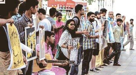 After Delhi, stage set for 'Art Mob' in Pune