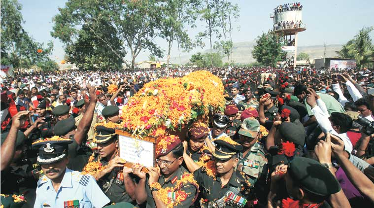 Army colonel's classmates, army jawan diwali sweets, Diwali for jawans, Colonel Santosh Mahadik, Indian Army, India news, latest news, indian express