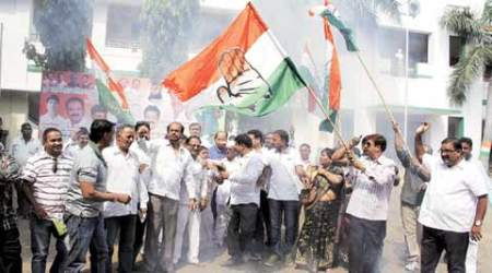 Lucknow: At Congress district heads' meet, 2017  in mind, panchayat results ontable