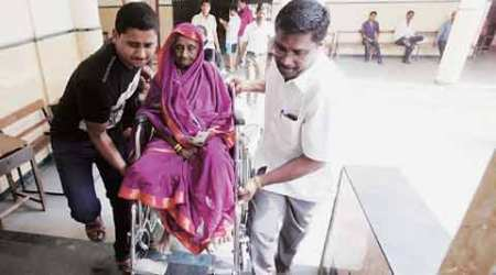 Pune's list of 'not-disabled friendly' 100 buildings presented toCentre