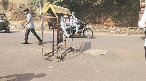 pune, pune manhole accident, pune accident, pune road accident, road accident pune, pune news