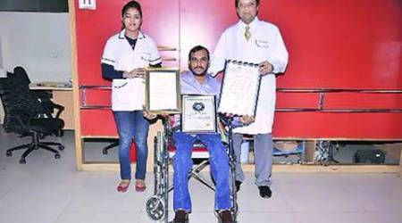 Paraplegic runner to plant a seed of hope among Marathwada farmers