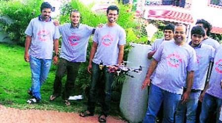 Winner of PuneConnect hopes to add fuel to dronegrowth