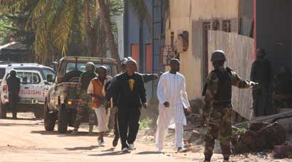 Radisson hotel in Mali attacked; 170 hostages taken
