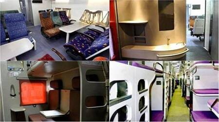 Designer 'Make in India' coaches: Here's what the future of Indian train travel looks like