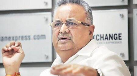 Those associated with Naxals have been rejected by the people during elections: Raman Singh