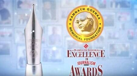 Ramnath Goenka Excellence In Journalism Awards
