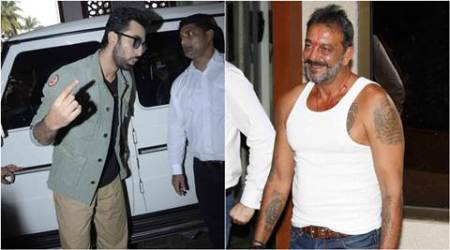 Ranbir Kapoor knows all of Sanjay Dutt's stories and will play him well internally: Rajkumar Hirani
