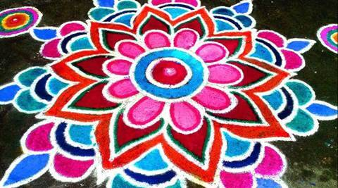 Photos 10 Rangoli Designs For This Diwali The Indian