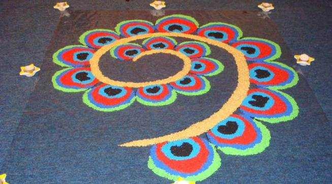 10 Rangoli designs to make this Diwali