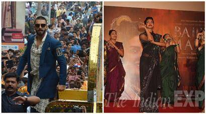 Priyanka Chopra dances on 'Pinga', energetic Ranveer arrives on a chariot