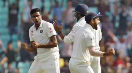 Stats: Ashwin becomes leading wicket-taker in 2015