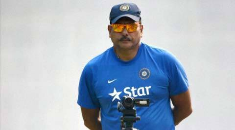 Yes, I have applied for the chief coach's post: Ravi  Shastri