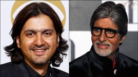 Grammy winner Ricky Kej teams up with Amitabh Bachchan for 'epic' project