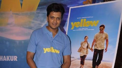 Riteish Deshmukh, Yellow, Riteish Deshmukh films, Marathi production Yellow, International Film Festival for the Persons with Disabilities, IFFPD, entertainment news