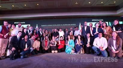 Ramnath Goenka, Ramnath Goenka Awards, RNG Awards, Ramnath Goenka Excellence in journalism Awards, Indian Express, The Indian Express, The Indian Express Group, Ramnath Goenka Awards Winners, Ramnath Goenka Awards Pics, Ramnath Goenka Awards photos, Ramnath Goenka Indian Express, Ramnath Goenka Awards Indian Express