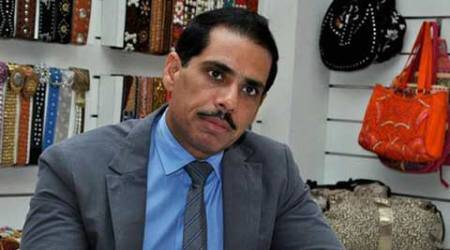 Won't flee country, family gives me strength: Robert Vadra