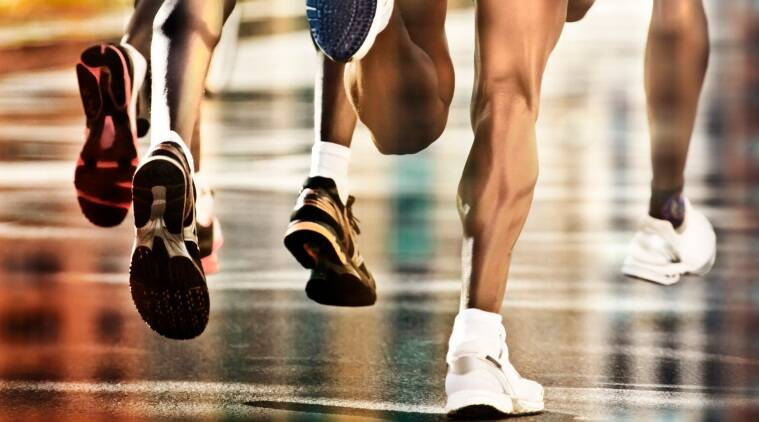 The key to an injury-free running season is to have the right warm-up routine, and good gear. (Source: Thinkstock Images)