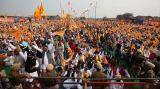 Akali Dal holds massive Sadbhavna rally, says Congress will face defeat for third time