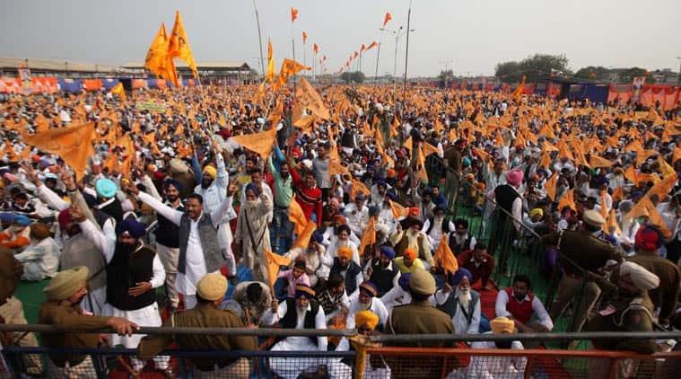 sad rally, sadbhavna rally, akali dal rally, punjab sad rally, amrinder singh, punjab news, parkash singh badal, latest news, india news