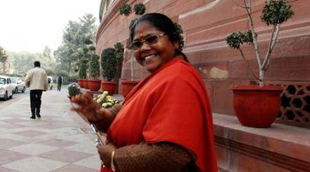 Duty of state govts to ban cow slaughter, says Sadhvi Niranjan Jyoti in Kolkata