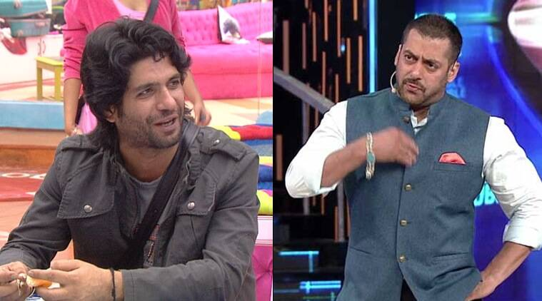 Bigg Boss Nau, Bigg Boss 9, Bigg Boss 9 Puneet Vashist, Puneet Vashist, Bigg Boss 9 Salman Khan, Salman khan, Bigg Boss 9 Eliminations, Bigg Boss 9 Contestants, Bigg Boss Nau Eliminations, Bigg Boss Tv Show, Entertainment news