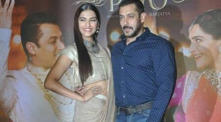 Sonam Kapoor, Salman Khan, Prem Ratan Dhan Payo, Prem Ratan Dhan Payo box office, Prem Ratan Dhan Payo box office collection, Prem Ratan Dhan Payo collections, Prem Ratan Dhan Payo 100 crore