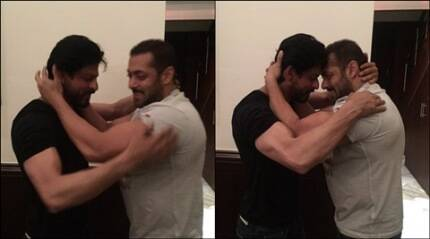 Shah Rukh Khan, Salman Khan to come together for 'Bigg Boss 9'?