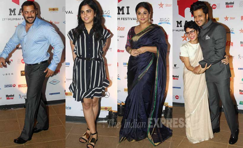 Salman Khan, MAMI Film Festival, 17th Jio Mumbai Film Festival, Vidya Balan, Kalki, Kiran Rao